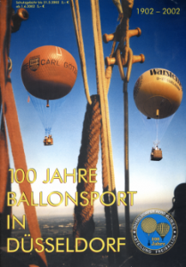 Düsseldorfer Aero-Klub e.V. Abteilung Freiballon Festschrift 2002